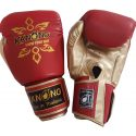 Kanong Red Thai Boxing Gloves
